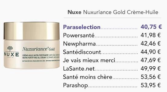comparer-les-prix-de-nuxe-nuxuriance-gold-creme-huile-nutri-fortifiante-50-ml-encart-home