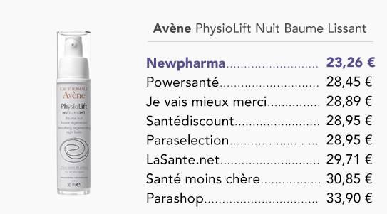 Comparer-les-prix-de-avene-physiolift-nuit-baume-30ml-encart-home