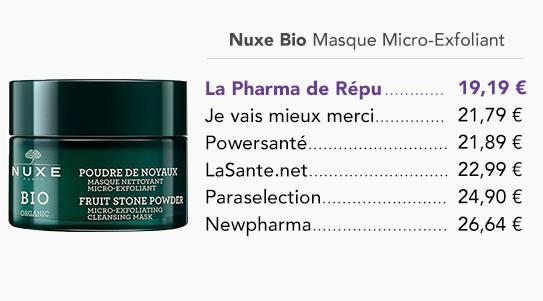 comparer-les-prix-de-nuxe-nuxe-bio-masque-nettoyant-micro-exfoliant-50ml-encart-home