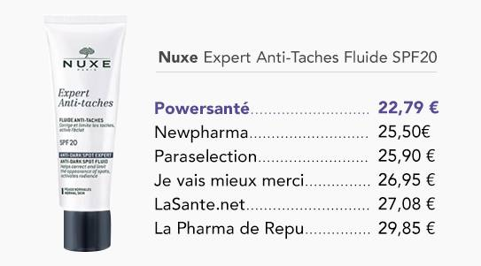 Comparer-les-prix-de-nuxe-splendieuse-expert-anti-taches-ip20-50ml-encart-home