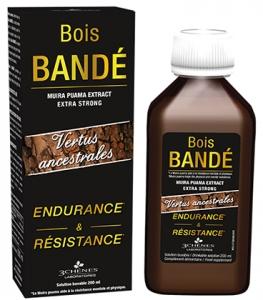 3 Chênes Bois Bandé Endurance 200ml