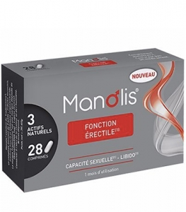 Manolis Stimulant Sexuel Fonction Erectile x28