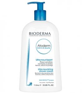 Bioderma Atoderm Crème Lavante Nettoyante 1L