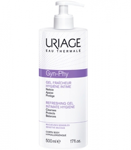 Uriage Gyn-Phy Gel moussant 500ml