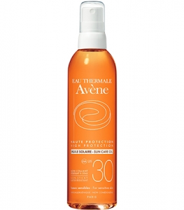 Avène Haute Protection Huile Solaire SPF30 200ml