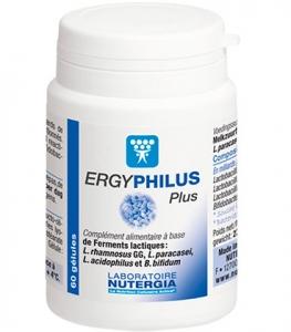 Ergyphilus Plus Digestion x30 | Comparez les Prix