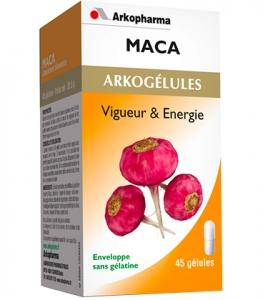 Arkopharma Arkogélules Maca Gélules Végétales x45