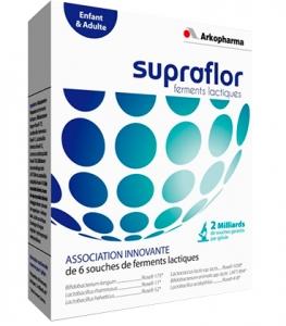 Arkopharma Supraflor Ferments Lactiques Gélules x30