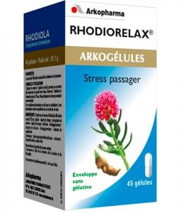 Arkogélules Rhodiorelax x45 gélules