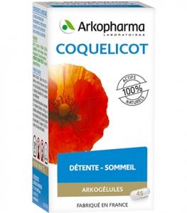 Arkopharma Arkogélules Coquelicot Gélules x45