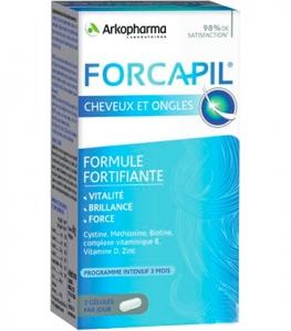 Arkopharma Forcapil Cheveux et Ongles x180