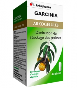 Arkogélules Garcinia x45 gélules