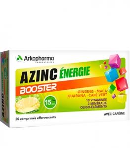 Arkopharma Azinc Energie Booster x20