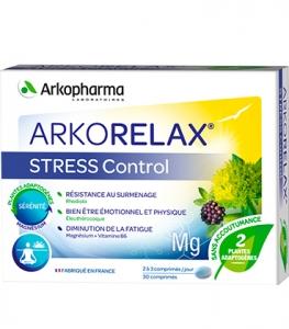 Arkopharma Arkorelax Stress Control Comprimés x30