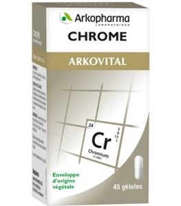 Arkopharma Arkovital Chrome x45 Gélules