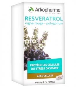 Arkopharma Arkogélules Resvératrol x45