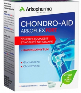 Arkopharma Chondro-Aid Fort x60 Gélules