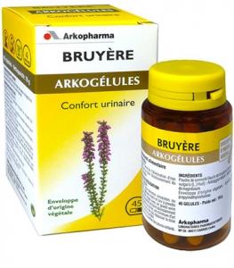 Arkopharma Arkogélules Bruyère Gélules x45
