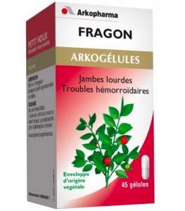 Arkopharma Arkogélules Fragon x45 Gélules