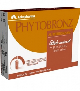 Phytobronz Autobronzant x30 comprimés