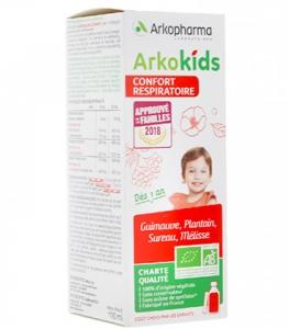 Arkopharma Arkokids Bio Confort Respiratoire 100ml