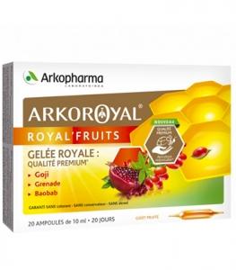 Arkopharma Arkoroyal Royal'Fruits 20x10ml