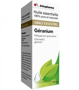 Arkopharma Huile Essentielle Geranium 10ml