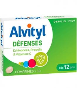 Urgo Alvityl Défenses x30