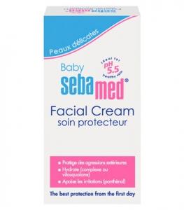 Sebamed Soins Bébé Crème Hydra-Protectrice 50ml