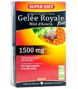 Super Diet Gelée Royale x20   Comparateur de Prix