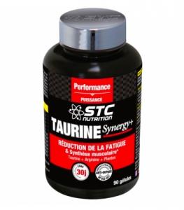 STC Nutrition Taurine Synergy+ Réduction Fatigue x90