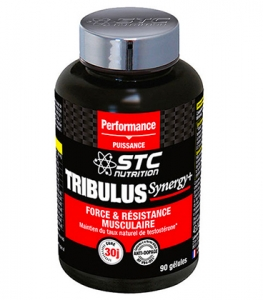 STC Nutrition Tribulus Synergy+ Puissance x90
