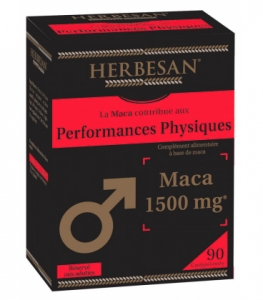 Herbesan Maca+ Performance Physique x90