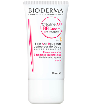 Bioderma Crealine AR Soin BB Cream Clair 40ml