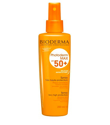 Bioderma Photoderm Spray Solaire Max SPF50+ 200ml