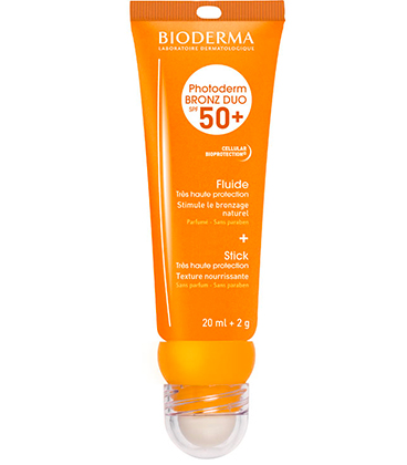 Bioderma Photoderm Bronz Duo SPF50+