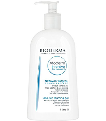 Bioderma Atoderm Intensive Gel Moussant Flacon 1L
