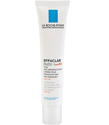 La Roche-Posay Effaclar Duo+ Soin Anti-Imperfections SPF30 40ml