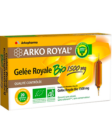Arkopharma Arko Royal Gelée Royale 1500mg x20