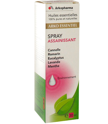 Arkopharma Arko Essentiel Spray Assainissant 30ml