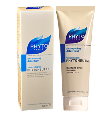 Phyto Phytoneutre Shampooing 125ml | Comparateur