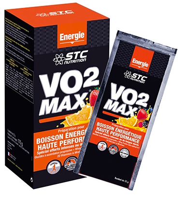 STC Nutrition VO2 Max Orange 5x35g