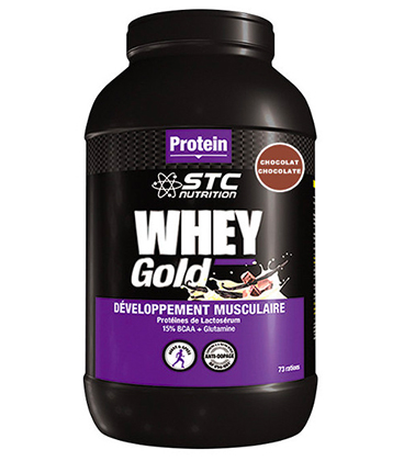 STC Nutrition Whey Gold Musculaire 2,2kg